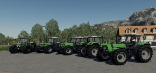 Photo of FS19 – Deutz-Fahr Agrostar 6.71/6.81 V1