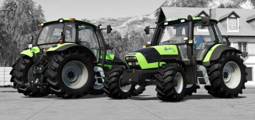 Photo of FS19 – Deutz-Fahr Agrotron 128/150.6 V1
