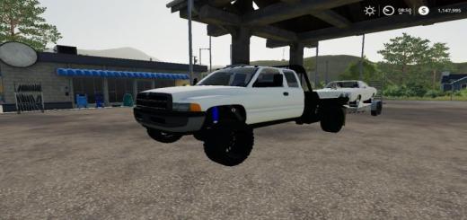 Photo of FS19 – Dodge Crewcab V1