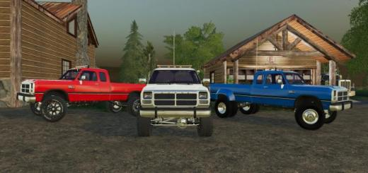 Photo of FS19 – Exp19 Dodge Extcab 1Stgen V2