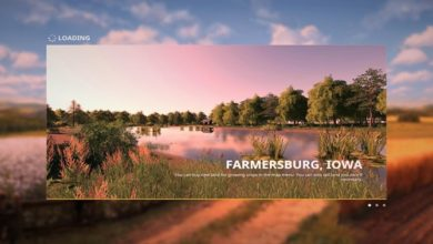 Photo of FS19 – Farmersburg Lowa Map V2