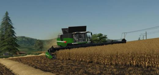 Photo of FS19 – Fendt 9490 X V1