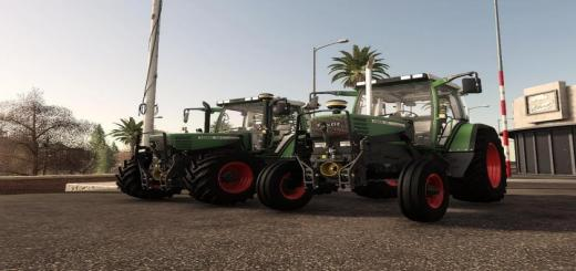 Photo of FS19 – Fendt Farmer 300 With 2Wd V1