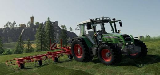 Photo of FS19 – Fendt Farmer 300Ci V1