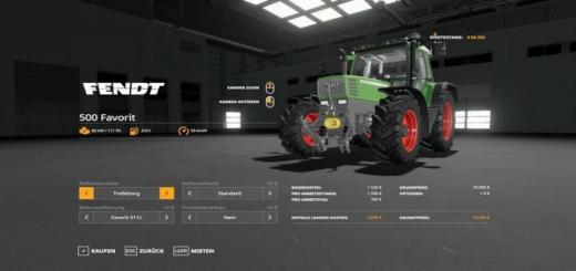 Photo of FS19 – Fendt Pack V2.1