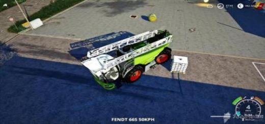 Photo of FS19 – Fendt Rogator 6X5 V1.5