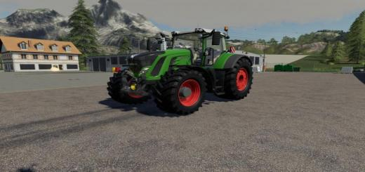 Photo of FS19 – Fendt Vario 900 S4 V1