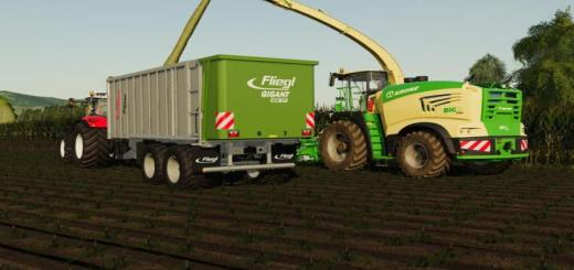 Photo of FS19 – Fliegl Asw 271 Trailer V1