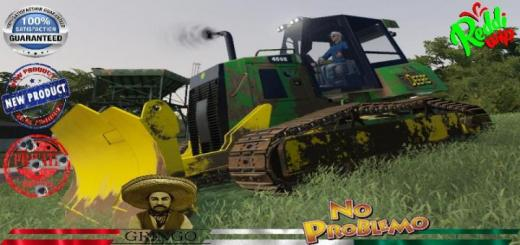 Photo of FS19 – Forestry Dozer Deere 450K V1.2