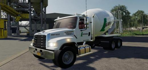 Photo of FS19 – Freightliner Fl114Sd V1