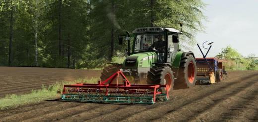 Photo of FS19 – Front Cultivator Kverneland V1.0.0.1