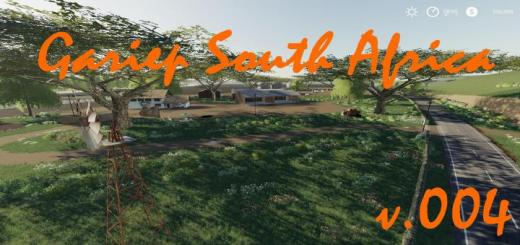 Photo of FS19 – Gariep South Africa Map V004
