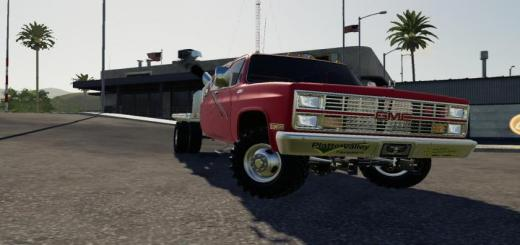 Photo of FS19 – Gmc Sierra Classic K3500 V1