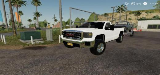 Photo of FS19 – Gmc Sierra V1