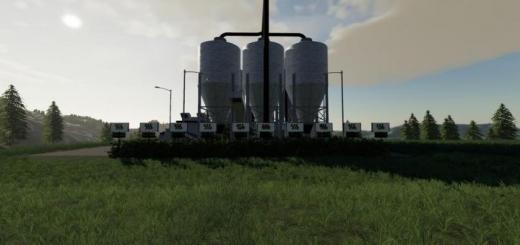 Photo of FS19 – Grain Drying V1.0.0.2