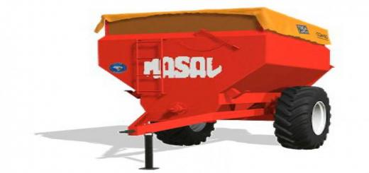 Photo of FS19 – Graneleiro Masal 10800 V1