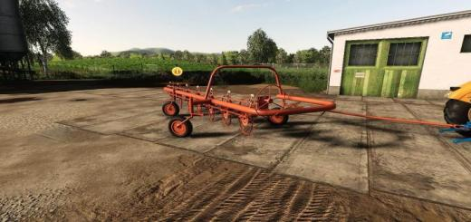 Photo of FS19 – Gwiazdowka Z211 V1