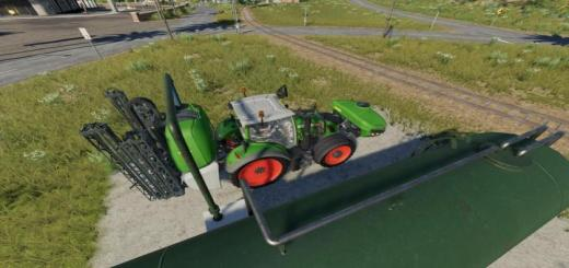 Photo of FS19 – Hardi Interactive Sprayers V1.8