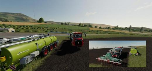 Photo of FS19 – Holmer Slurry Pack V1.3