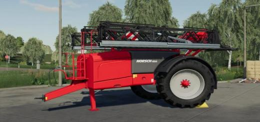 Photo of FS19 – Horsch Leeb 5 Lt V1