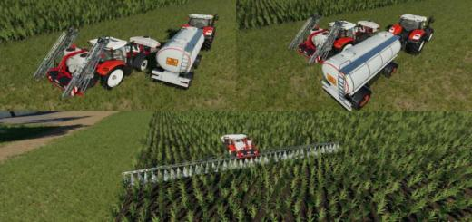 Photo of FS19 – Hs 10.5 Sprayers Support V1.4