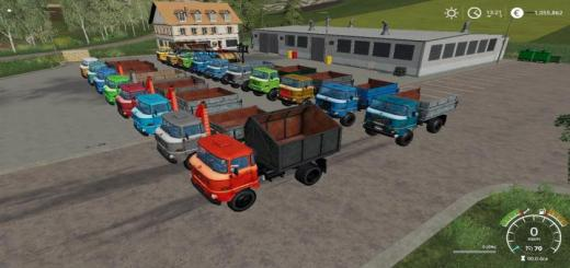 Photo of FS19 – Ifa W50 V3
