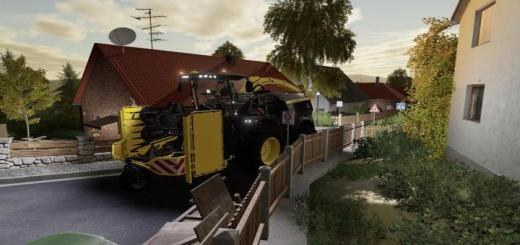 Photo of FS19 – Its John Deere 9000 Pro-Series V1.1