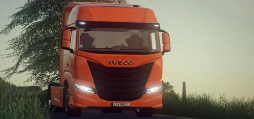 Photo of FS19 – Iveco S-Way 2020 V1