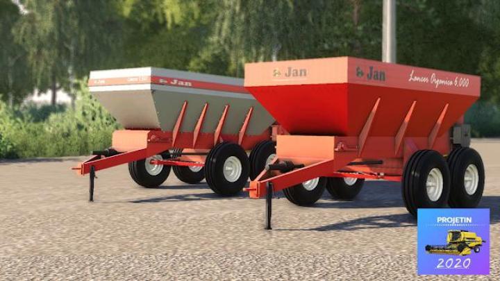 FS19 - Jan Pack V1
