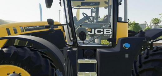 Photo of FS19 – Jcb Fastrac 4000 Series V1.0.0.4