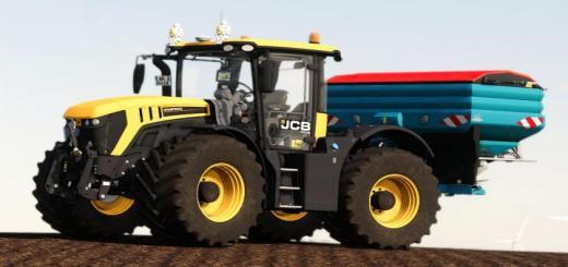 Photo of FS19 – Jcb Fastrac 4220 Tractor V1