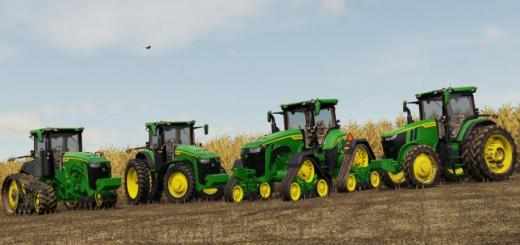 Photo of FS19 – John Deere 2020 Us Series V1