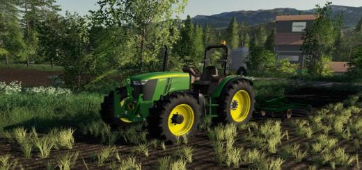 Photo of FS19 – John Deere 5100M V1