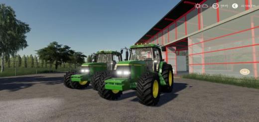 Photo of FS19 – John Deere 6010 Premium V3