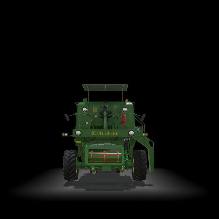 FS19 - John Deree 630 V1