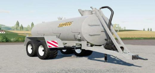 Photo of FS19 – Kaweco Slurry Tanker V1