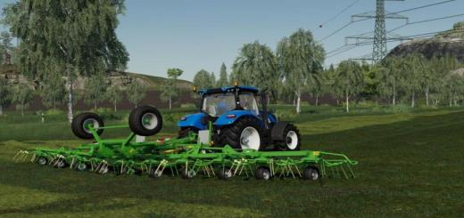 Photo of FS19 – Krone Kwt 11.22 V1
