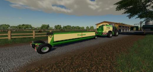 Photo of FS19 – Krone Xdisc 620 V1