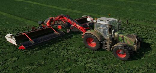 Photo of FS19 – Kuhn Merge Maxx 902 V1