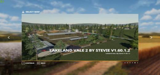 Photo of FS19 – Lakeland Vale 2 Map 28/06/2020