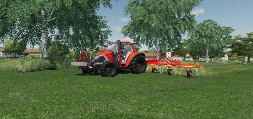 Photo of FS19 – Lindner Lintrac Tractor V1