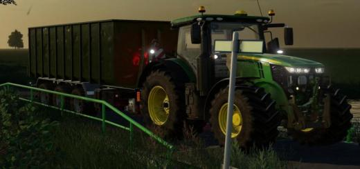 Photo of FS19 – Lizard Container V1.1