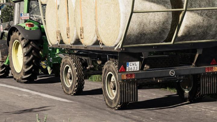 FS19 - Lizard Wheels Pack (Prefab) V1