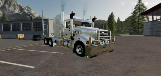 Photo of FS19 – Mack Trident V1