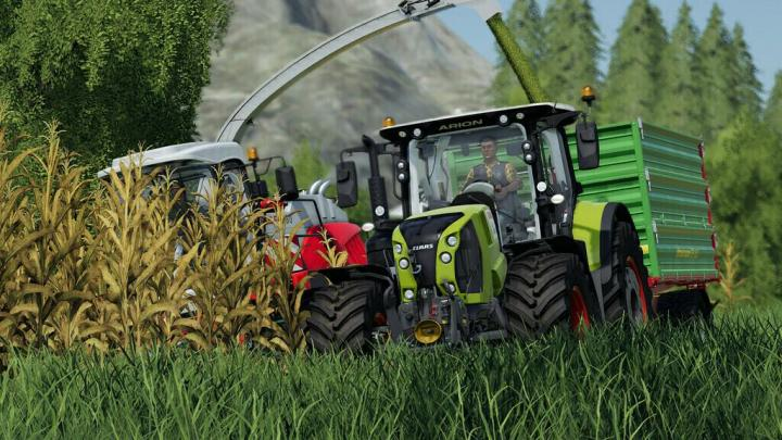 FS19 - Maizeplus Forage Extension V1.2