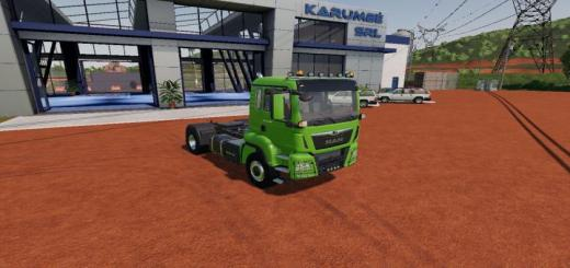 Photo of FS19 – Man Tgs Series V1.0.0.6