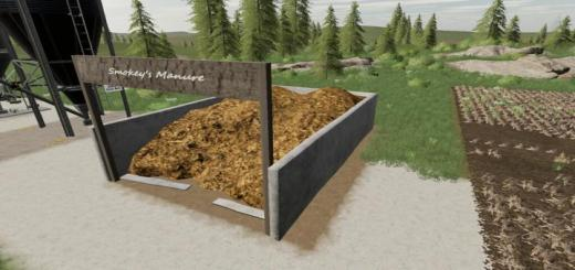 Photo of FS19 – Manure Sell Point V1