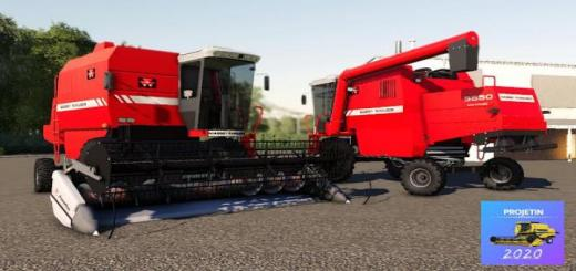Photo of FS19 – Massey Fergunson 5650 V1