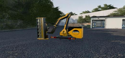 Photo of FS19 – Mcconnell Reach Mower V1