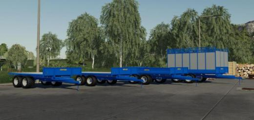Photo of FS19 – Mcintosh 6 Tonne Multi Purpose Trailer V1